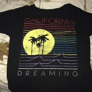 Forever 21 Tops - F21 California Dreaming Tee